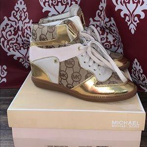 Michael Kors Sneaker Heels